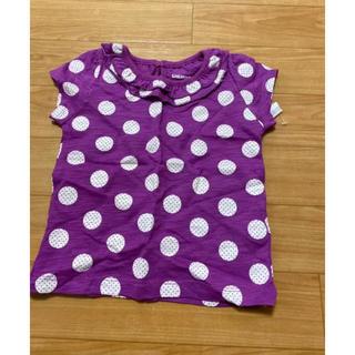 ニシマツヤ(西松屋)の未使用 CHEROKEE サイズ90 ドットTシャツ(Tシャツ/カットソー)
