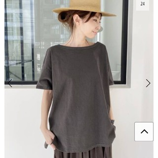 L'Appartement DEUXIEME CLASSE - 新品未使用☆アパルトモン レミレリーフBigTシャツ 黒