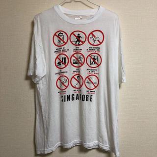 シンガポール Tシャツ (Tシャツ/カットソー(半袖/袖なし))