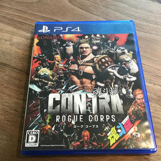 PlayStation4 - CONTRA ROGUE CORPS(魂斗羅 ローグ コープス) PS4