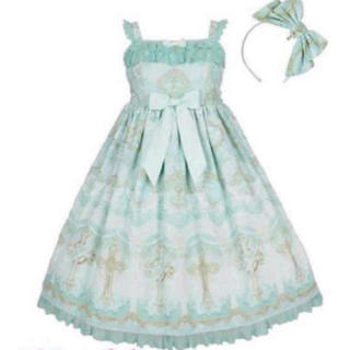 Angelic Pretty - Celestial SpecialジャンパースカートSet