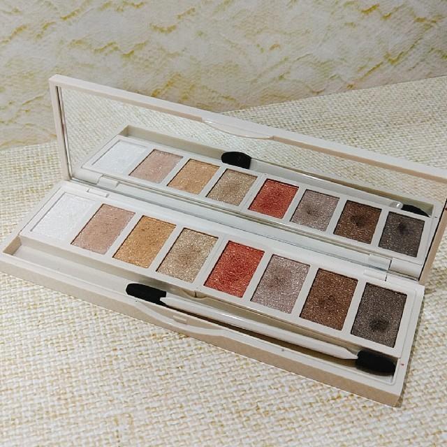 VISEE(ヴィセ)のVISEE グラマラスモード アイパレット BR-2 コスメ/美容のベースメイク/化粧品(アイシャドウ)の商品写真
