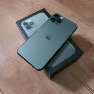 Apple - docomo iPhone11Pro ミッドナイトグリーン 64GB 新品同様品