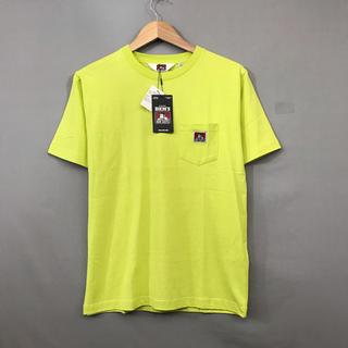 ベンデイビス(BEN DAVIS)の【新品未使用】【タグ付き】ベンデイビス BEN DAVIS Tシャツ 半袖 丸首(Tシャツ/カットソー(半袖/袖なし))