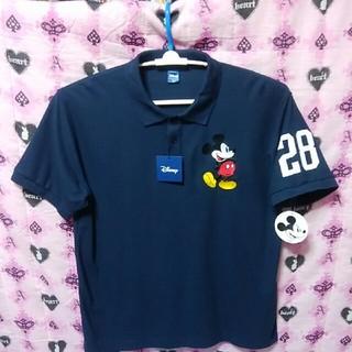 ディズニー(Disney)の最新ミッキーポロシャツ超ビック3Lサイズ(ポロシャツ)
