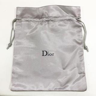 Dior - Dior 袋 ディオール 巾着 ポーチ 小物入れ 後ろ部分少し汚れあり