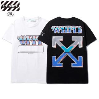 OFF-WHITE 新作2枚半袖Tシャツ★人気