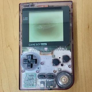ゲームボーイ(ゲームボーイ)のゲームボーイ本体 ACアダプタ付(携帯用ゲーム機本体)