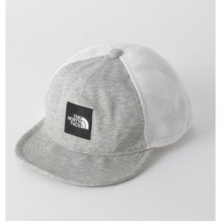 ザノースフェイス(THE NORTH FACE)のTHE NORTH FACE  SquarePsports CAP  キッズ(帽子)