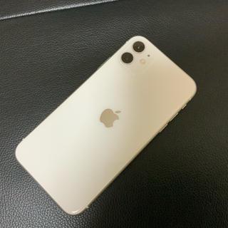 Apple - iPhone11ホワイト 128GB SIMフリー