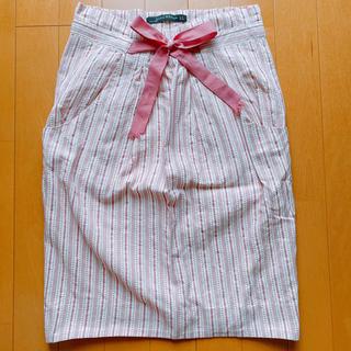 ザラ(ZARA)のZARA タイトスカート(ひざ丈スカート)