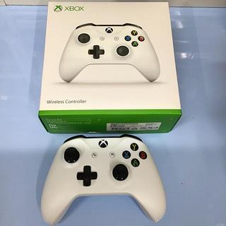 エックスボックス(Xbox)のXboxコントローラー(箱付)(家庭用ゲーム機本体)