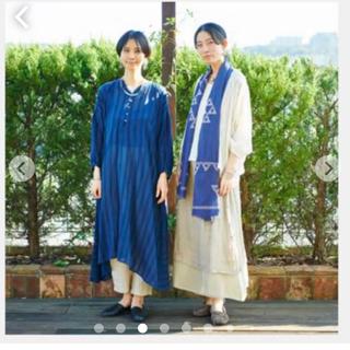 マライカ(MALAIKA)の新品‼️マライカ  GA-ONレイヤードスカート(ロングスカート)