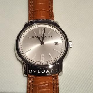 ブルガリ(BVLGARI)の美品 整備済み ブルガリ ソロテンポ(腕時計(アナログ))