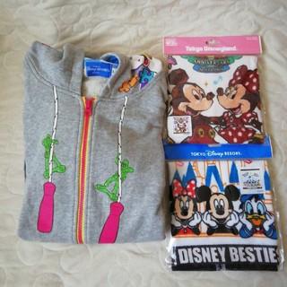 ディズニー(Disney)の☆neko様専用☆ トイ・ストーリーパーカー&ウォッシュタオル3点セット(パーカー)