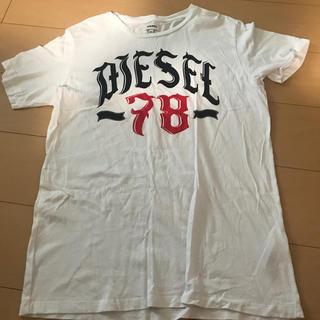 ディーゼル(DIESEL)のDIESEL ディーゼル 半袖Tシャツ(Tシャツ/カットソー(半袖/袖なし))