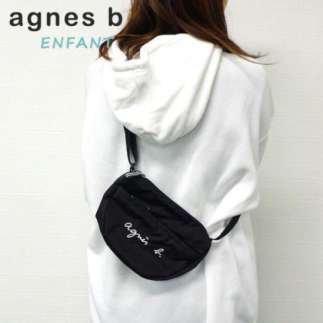agnes b.(アニエスベー)の【当日発送】agnes b アニエスベー ショルダーバッグ サコッシュ レディースのバッグ(ショルダーバッグ)の商品写真
