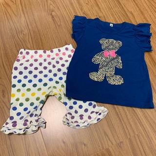 ニシマツヤ(西松屋)のTシャツ&パンツ(その他)