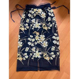 リリーブラウン(Lily Brown)のLily brown スカート 0サイズ(その他)