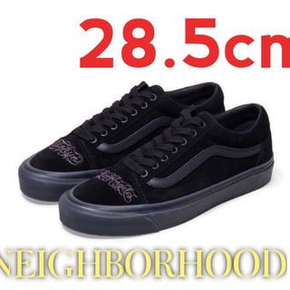 NEIGHBORHOOD - NEIGHBORHOOD MR.CARTOON VANS ネイバーフッド28.5