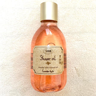 SABON - sabon / shower oil (300ml)