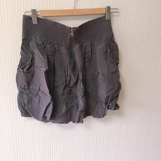 ザラ(ZARA)のZARA ギャザースカートS(ミニスカート)