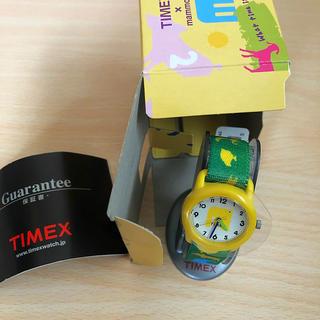 タイメックス(TIMEX)の新品*TIMEX × mammoth 腕時計 タイメックス マンモス(腕時計)