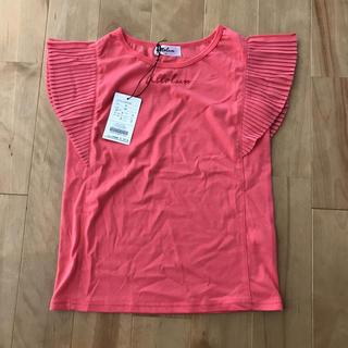 エフオーキッズ(F.O.KIDS)のオールオルン 袖シフォンフリル tシャツ(Tシャツ/カットソー)