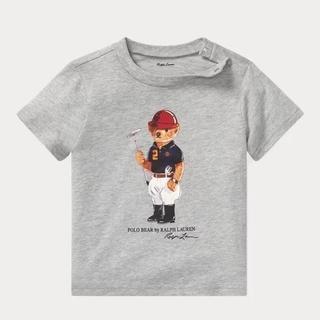 Ralph Lauren - ☆新品未使用☆ラルフローレン ポロベアTシャツ 24M 90cm