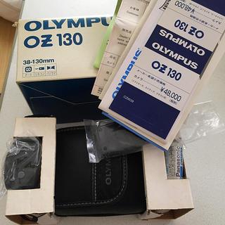 オリンパス(OLYMPUS)のOLYMPUS OZ130 カメラ(フィルムカメラ)