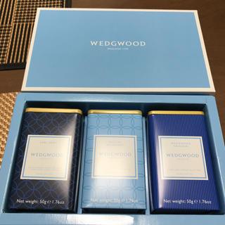 WEDGWOOD - ウェッジウッド紅茶3缶セットまとめ売りアールグレイwedgwood オリジナル