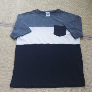 ザラ(ZARA)のメンズTシャツ【ZARA】美品(Tシャツ/カットソー(半袖/袖なし))