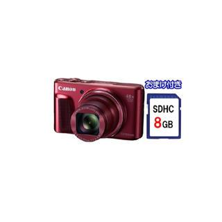 Canon - Canon キヤノン(PowerShot SX720 HS)レッド
