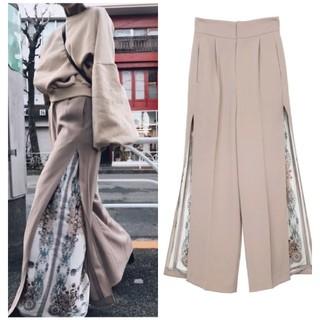 アメリヴィンテージ(Ameri VINTAGE)のameri vintage スカーフパンツ(カジュアルパンツ)