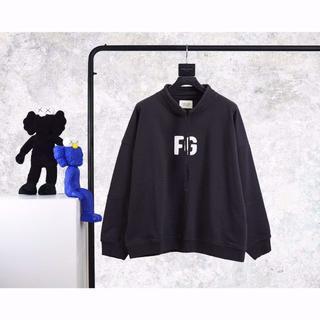 フィアオブゴッド(FEAR OF GOD)の新品  FOG Fear of god   black (Tシャツ/カットソー(七分/長袖))