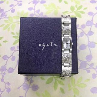 アガット(agete)のA y a   様 😊 agete  ㊵ 腕時計・稼動品✨(腕時計)