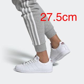アディダス(adidas)の【新品・限定色】adidas アディダス スタンスミス 赤・エンジ 27.5cm(その他)