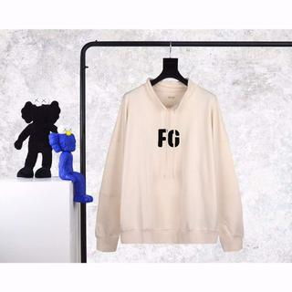フィアオブゴッド(FEAR OF GOD)の新品未使用 FEAR OF GOD  white (Tシャツ/カットソー(七分/長袖))