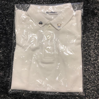 familiar - ファミリア  半袖ポロシャツ