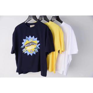MAISON KITSUNE' - セール!新品★Maison Kitsuneメゾンキツネ Tシャツ カフェcafe