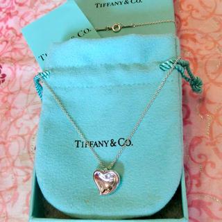 Tiffany & Co. - ティファニー フルハートネックレス