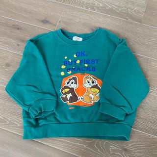 ディズニー(Disney)の韓国ブランド ディグリーン ディズニー チップとデール トレーナー 90 s(Tシャツ/カットソー)