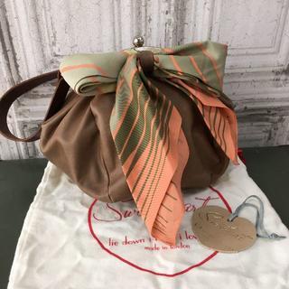 アッシュペーフランス(H.P.FRANCE)のロンドン製 SWEET HEART スイートハート バッグ USED(ショルダーバッグ)
