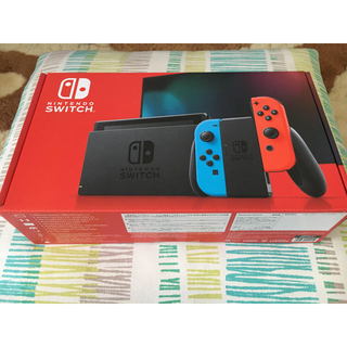 Nintendo Switch - ☆新品新型 任天堂スイッチ本体 ニンテンドースイッチ