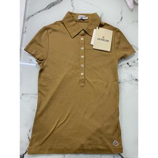 モンクレール(MONCLER)のモンクレール ポロシャツ レディース Tシャツ(Tシャツ(半袖/袖なし))