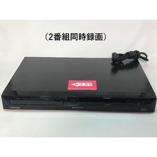 東芝  ブルーレイレコーダー REGZA  D-BZ510  動作品です。