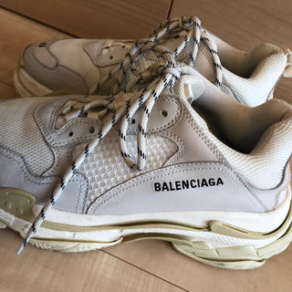 Balenciaga - バレンシアガ トリプルエス