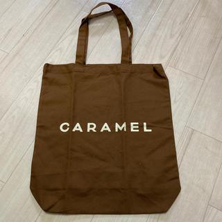 キャラメルベビー&チャイルド(Caramel baby&child )のcaramel トート バック ノベルティ 未使用 2点(トートバッグ)