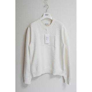 マルタンマルジェラ(Maison Martin Margiela)の20ss Margiela マルジェラ Memoryofラベル セーター(ニット/セーター)