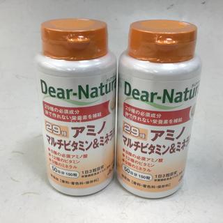 アサヒ(アサヒ)の新品 ディアナチュラ 29種 アミノ マルチビタミン&ミネラル 2個セット(アミノ酸)